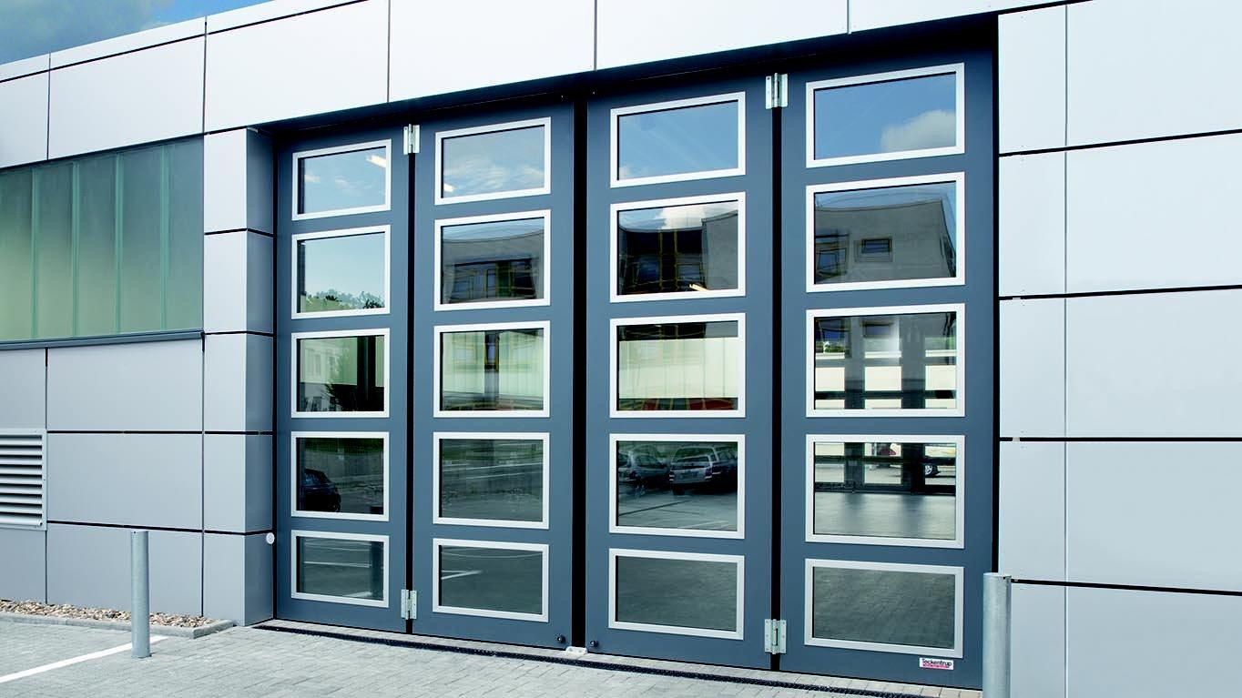 Industrietore Rollladen Sonnenschutz Reiser